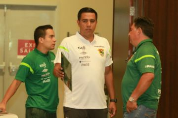 Cuerpo técnico de la selección nacional trabaja en tiempo de cuarentena