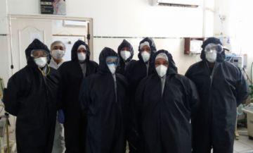Beni: aíslan a personal médico que atendió a fallecido por coronavirus
