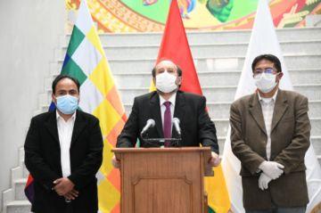 Potosí contará con dos laboratorios COVID-19 y recibirá equipamiento médico, según el Ministerio de Salud