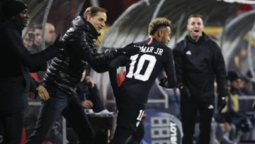 DT del PSG dijo que Neymar sigue siendo clave en su equipo