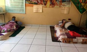 Organización de Inquilinos inicia huelga de hambre: pide condonación
