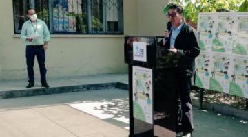 Cochabamba registra a un niño de 6 años con coronavirus
