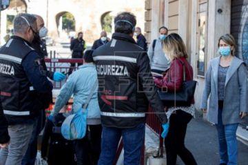 Italia se acerca a 26.000 muertos y sigue reduciendo la cifra de positivos
