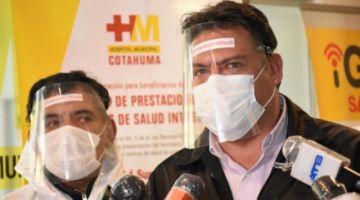 Para evitar desborde de contagios, Revilla pide que la cuarentena se amplié hasta el 15 de mayo