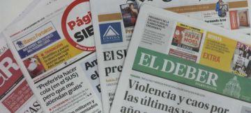 Directores de periódicos califican de competencia desleal, bofetada y desatino la edición gratuita del diario estatal Bolivia