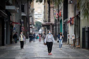 """Sao Paulo cumple un mes de cuarentena y ya se prepara para la """"reapertura"""""""