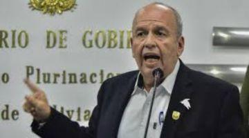 """Murillo: """"Los chapareños son presos de los dirigentes, son presos de los narcotraficantes"""""""