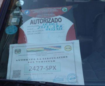 Director del Sedes denunció mal uso de vehículo de la institución