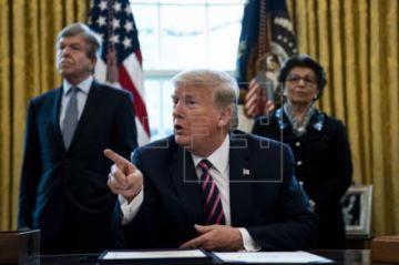 Autoridades sanitarias de Nueva York rechazan el remedio de Trump contra la COVID-19