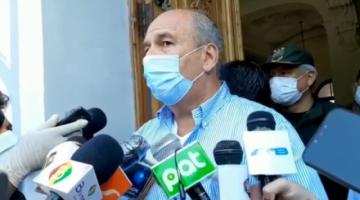 Murillo tras ataque a Umopar: es recurrente en el trópico, pero no vamos a detener la guerra contra el narcotráfico