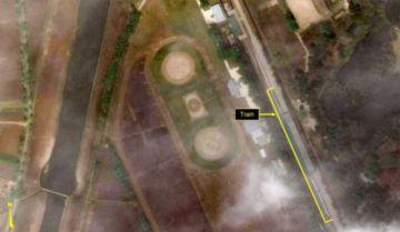 Imágenes de satélite localizan el tren que suele usar Kim Jong-un