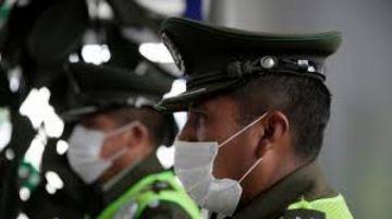Fallece policía con sospecha de COVID-19 en Santa Cruz