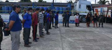 Mujer acusada de emboscar a la Policía en Entre Ríos tiene antecedentes por narcotráfico