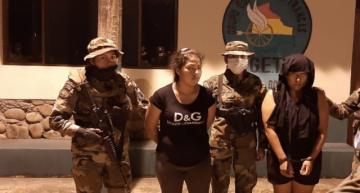 Encarcelan a dos mujeres capturadas en Entre Ríos con más de 27 kilos de cocaína