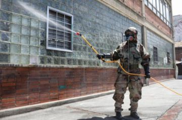 Colombia se prepara para flexibilizar desde este lunes su cuarentena por el COVID-19