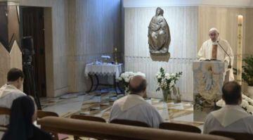 El Papa Francisco animó a recordar el primer encuentro con Jesucristo