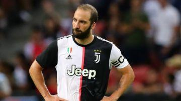 Gonzalo Higuaín no regresa a Italia y la Juventus puede despedirlo