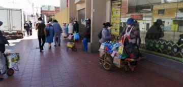 Potosí inicia así otra semana continuando la cuarentena