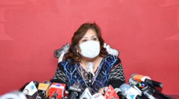 MAS amenaza con procesos penales a efectivos que retuvieron un bus con parlamentarios