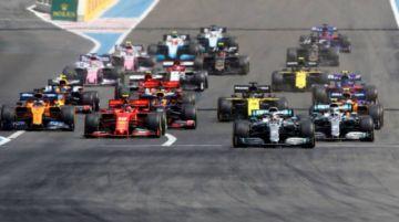 Anulado el Gran Premio de Francia de F1 y la temporada comenzará en Austria en julio
