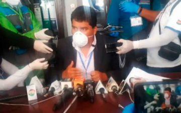 Tras presión del Gobierno, renuncia Director del Sedes-Chuquisaca