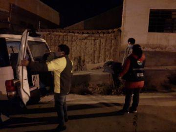 Informan de la llegada de connacionales a Potosí desde Pisiga