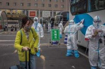 """Continúa a la baja la cifra de casos """"activos"""" de coronavirus en China"""