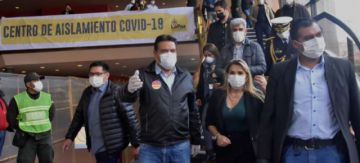La Paz paga 4.390 dólares al día por alquiler de hotel de lujo donde atienden a pacientes leves con COVID-19