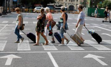 La OMT prevé que la llegada de turistas caiga un 30 % en el mundo
