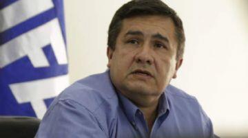 """Robert Blanco: """"el fútbol boliviano está en crisis"""""""