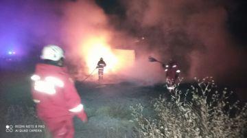 Bomberos controlan fuego en San Antonio