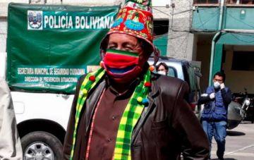 Justicia deniega acción de libertad a Rafael Quispe y ordena seguir investigación en su contra