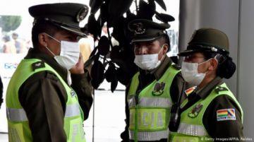 Hay 54 efectivos policiales infectados con el coronavirus
