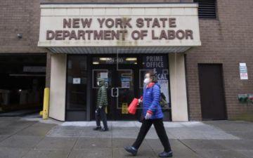 EE.UU. suma casi 30 millones de desempleados en mes y medio