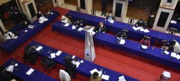 El Senado aprueba en grande el proyecto de Ley de Postergación de las Elecciones Generales
