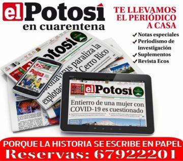 El Potosí está otra vez en las calles