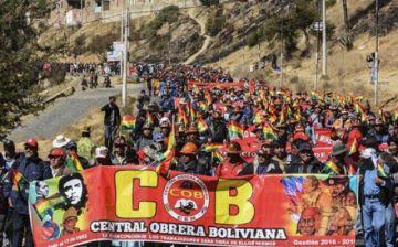 Día del Trabajador: la COB sin respuesta a su pliego y sumergida en el abandono político