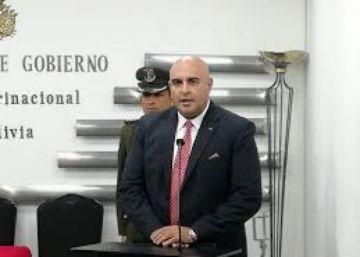 Viceministro de Régimen Interior acusa al MAS de financiar convulsión social en Bolivia