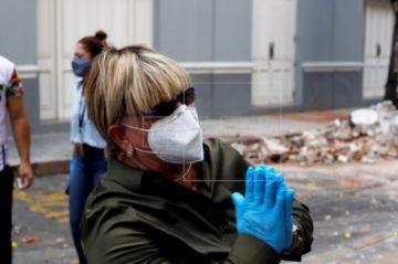 Temblor de 5,5 sacude a Puerto Rico y provoca cortes de luz