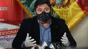 Gobierno afirma que el incremento salarial se tratará luego de la pandemia