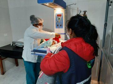 Conozca más detalles sobre el bebé abandonado en Vila Vila
