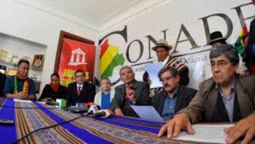 Conade califica de irresponsable la actitud de los asambleístas por dar curso a la ley de elecciones