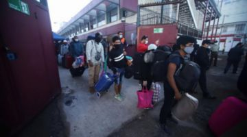 Hasta la fecha 1.721 bolivianos retornaron de Chile en medio de la cuarentena