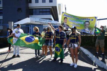 Moro mostró mensajes y audios en su testimonio de ocho horas contra Bolsonaro