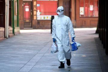 La cifra de muertos diarios por COVID-19 en Reino Unido desciende a 315