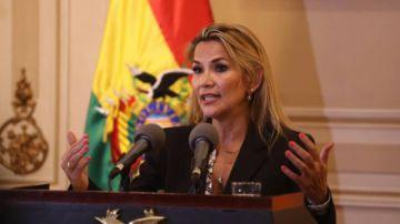 Presidenta pidió mantener la fecha de elecciones propuesta por el TSE y ratifica que la votación será en 2020