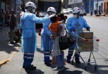 Dos médicos se suman a 1.287 muertos por COVID-19 en Perú, con 45.928 casos