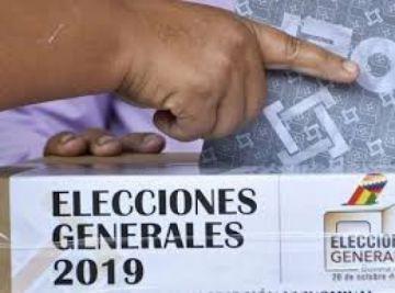 Estudio ratifica de que en Bolivia hubo fraude electoral en 2019