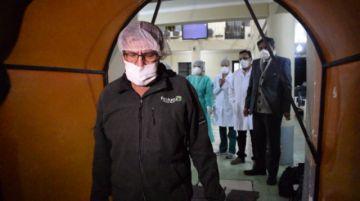 La CNS da el alta al tercer paciente recuperado  de COVID-19 en Potosí