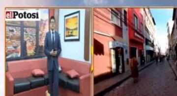 El Potosí sale en la televisión desde hoy
